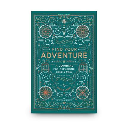 Stationery & Craft - Find Your Adventure Journal - Image 1