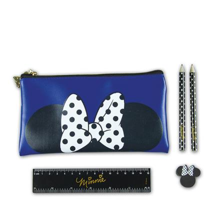 Stationery & Craft - Minnie Mouse Stationery Essentials & Pencilcase - Image 2