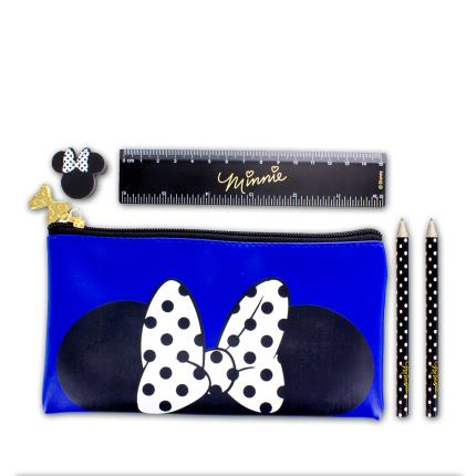 Stationery & Craft - Minnie Mouse Stationery Essentials & Pencilcase - Image 3