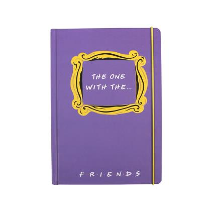 Stationery & Craft - Friends A5 Notebook - Image 2
