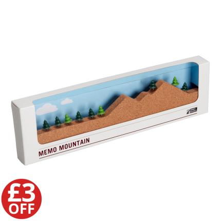 Stationery & Craft - Memo Mountain WAS £11 NOW £8 - Image 1