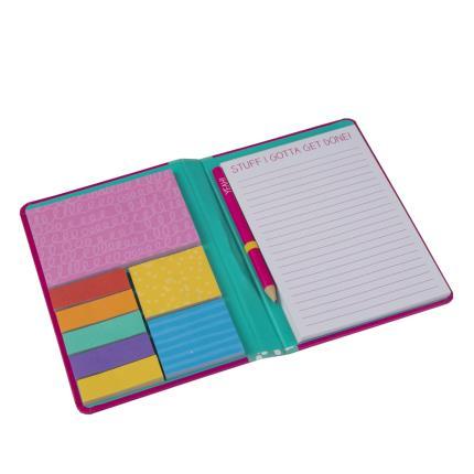 Stationery & Craft - Happy Jackson Sticky Note Set - Image 1