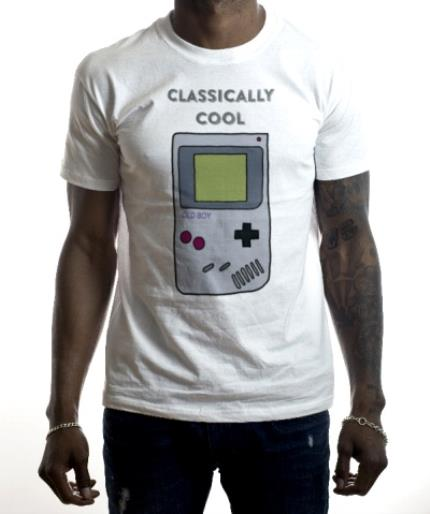T-Shirts - Classically Cool Personalised T-shirt - Image 2