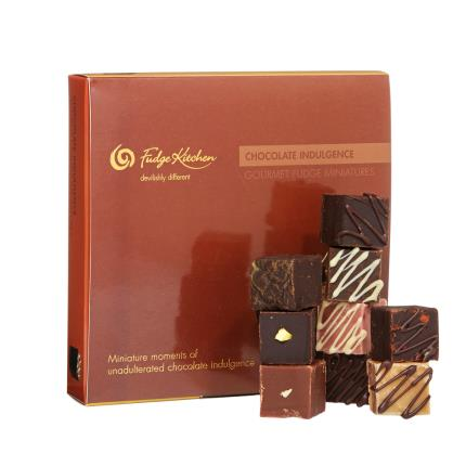 Food Gifts - Fudge Kitchen Chocolate Indulgence - Image 1