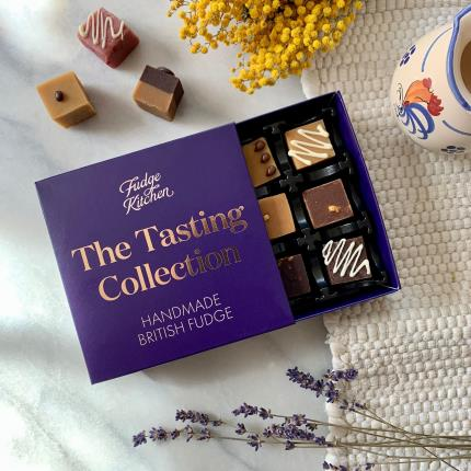 Food Gifts - Fudge Kitchen Tasting Collection - Image 1