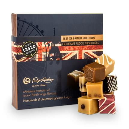 Food Gifts - Fudge Kitchen Best Of British Selection - Image 1