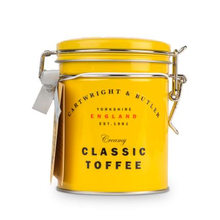 Food Gifts - Cartwright & Butler Classic Toffee Tin - Image 1