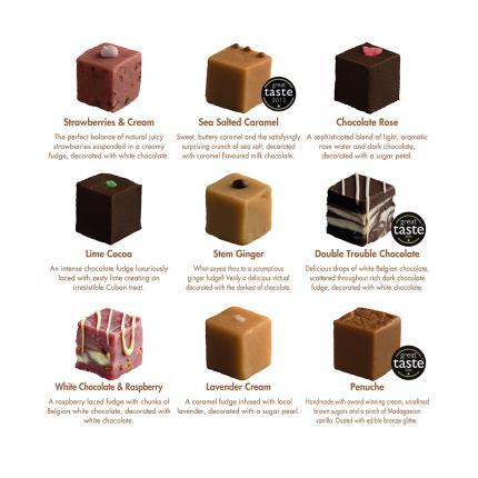 Food Gifts - Fudge Kitchen Love Fudge Collection - Image 2