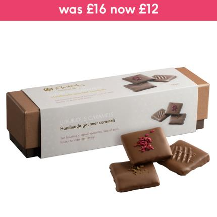 Food Gifts - Fudge Kitchen Caramels Library - Image 1