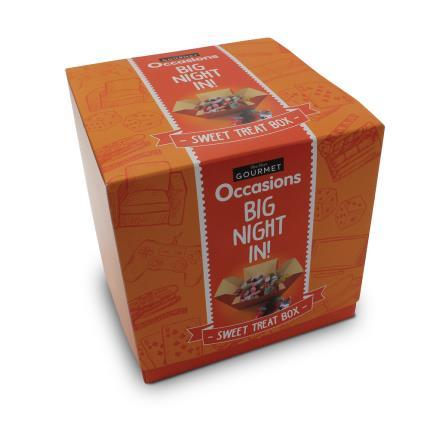 Food Gifts - Big Night In Sweet Treat Box - Image 1
