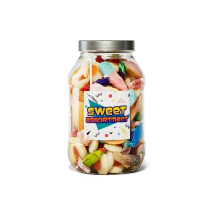 Food Gifts - Sweet Gifts Selection Jar 520g - Image 1