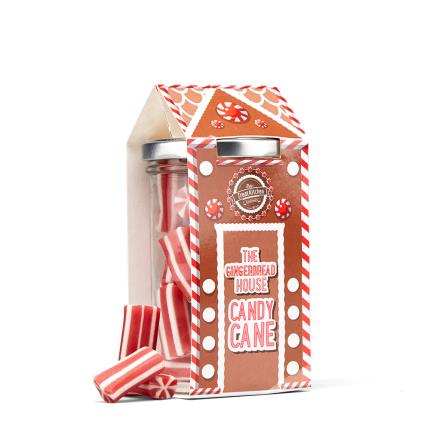 Food Gifts - Treat Kitchen Candy Cane Sweet Gift Box - Image 1