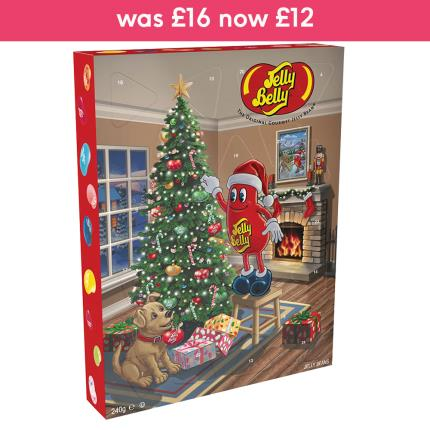 Food Gifts - Jelly Belly Advent Calendar - Image 1