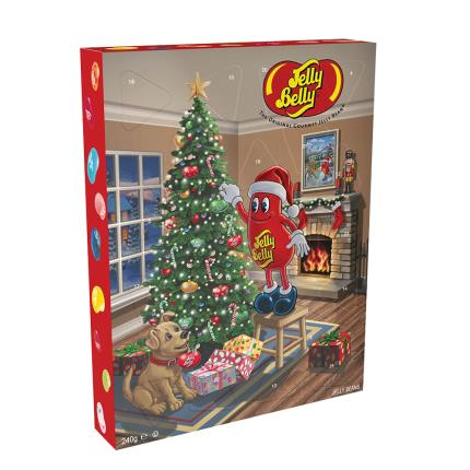 Food Gifts - Jelly Belly Advent Calendar - Image 2