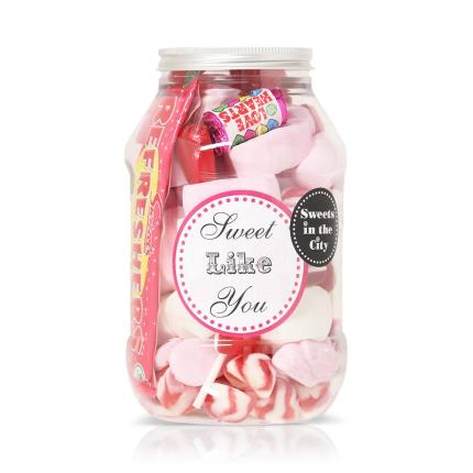 Food Gifts - Sweets in the City Sweet Like You Candy Jar - Image 2