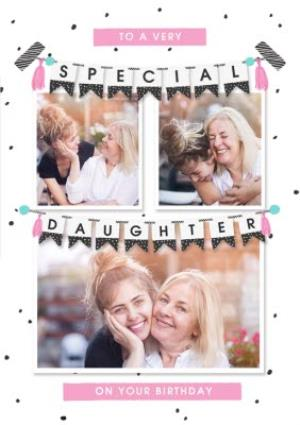 Greeting Cards - Birthday Card - Photo Upload - Daughter - Image 1
