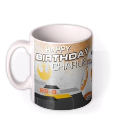 Mugs - Star Wars BB-8 Photo Upload Mug - Image 1