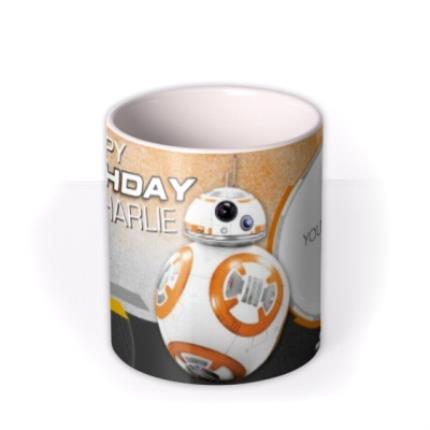 Mugs - Star Wars BB-8 Photo Upload Mug - Image 3