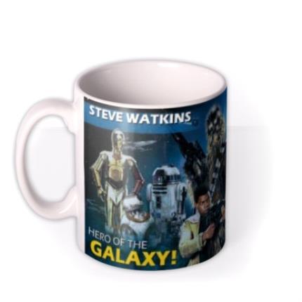 Mugs - Star Wars Hero Photo Upload Mug - Image 1