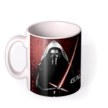 Mugs - Star Wars Kylo Ren Photo Upload Mug - Image 1