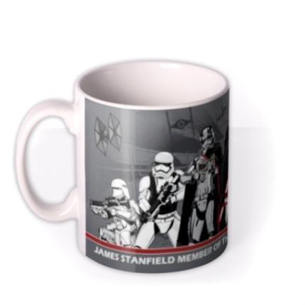 Mugs - Star Wars First Order Personalised Mug - Image 1