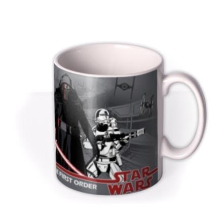 Mugs - Star Wars First Order Personalised Mug - Image 2