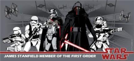 Mugs - Star Wars First Order Personalised Mug - Image 4