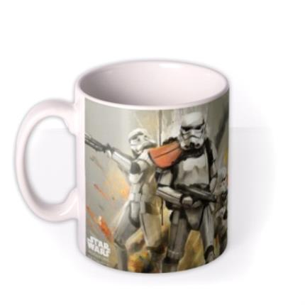 Mugs - Star Wars Rogue One Enforcer Photo Upload Mug - Image 1