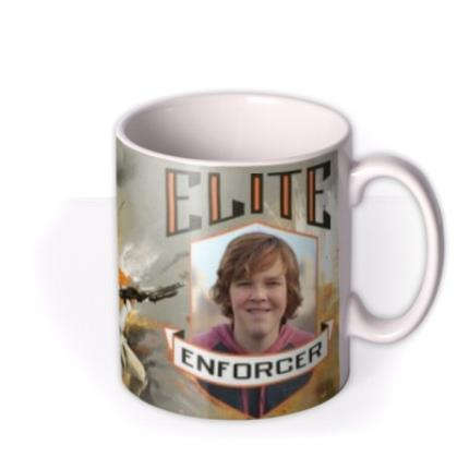 Mugs - Star Wars Rogue One Enforcer Photo Upload Mug - Image 2