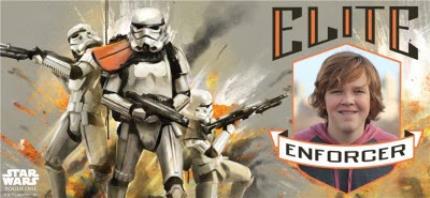 Mugs - Star Wars Rogue One Enforcer Photo Upload Mug - Image 4