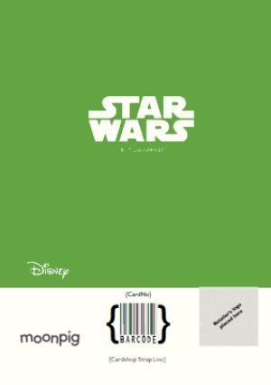 Greeting Cards - Birthday card - star wars - yoda - Image 4