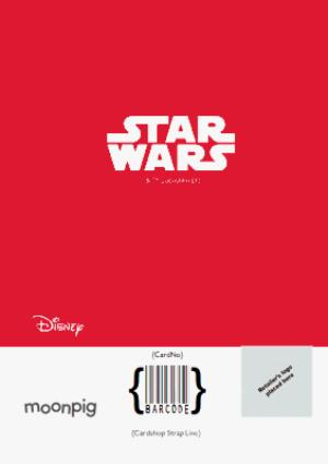 Greeting Cards - Birthday card - star wars - darth vadar - Image 4
