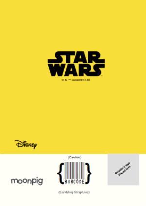 Greeting Cards - Birthday card - star wars - princess leia - Image 4