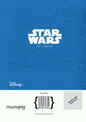Greeting Cards - Birthday card - Star Wars - Disney - Image 4