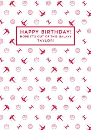 Greeting Cards - Birthday card - Star Wars  - Image 1