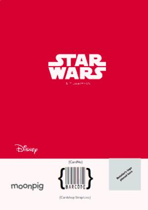 Greeting Cards - Birthday card - Star Wars  - Image 4