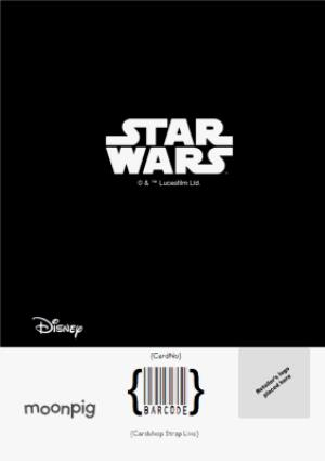 Greeting Cards - Birthday card - Star Wars  - Image 4
