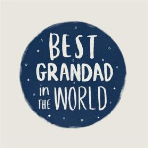 Greeting Cards - Best Grandad In The World Card - Image 1