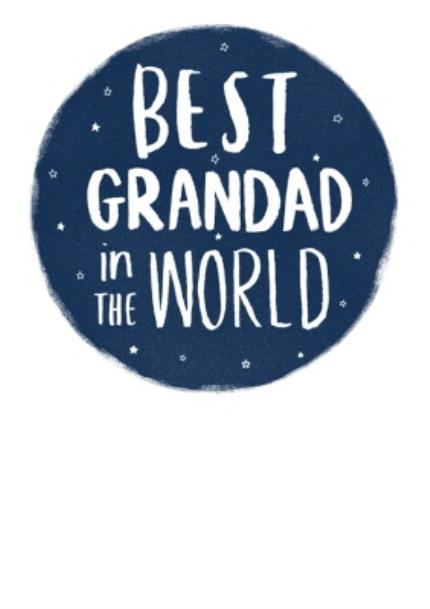 T-Shirts - Best Grandad In The World White T-Shirt - Image 4