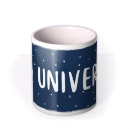 Mugs - Best Dad In The Universe Happy Father's Day Mug - Image 3