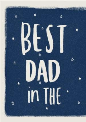 Greeting Cards - Best Dad In The Universe - Image 1