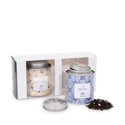 Food Gifts - Whittard English Tea Caddy Selection WAS £15 NOW £13 - Image 2