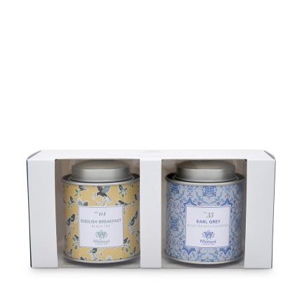 Food Gifts - Whittard English Tea Caddy Selection WAS £15 NOW £13 - Image 3