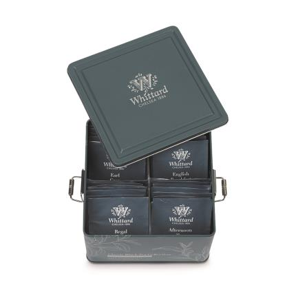 Food Gifts - Whittards Classic Black Tea Collection - Image 1