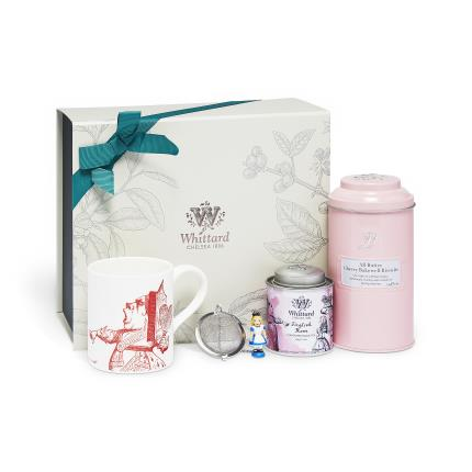 Food Gifts - Whittards Alice In Wonderland Gift Box - Image 1