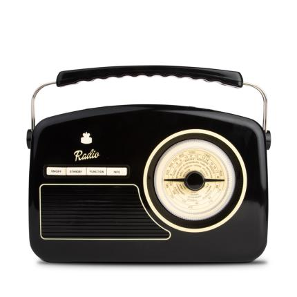 Gadgets & Novelties - Rydell Radio 4 Band Black - Image 1
