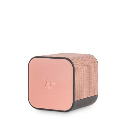 Gadgets & Novelties - Boom Cube Portable Wireless Speaker Rose Gold - Image 1