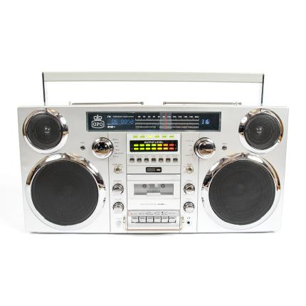 Gadgets & Novelties - GPO Brooklyn Portable Boom Box - Image 1