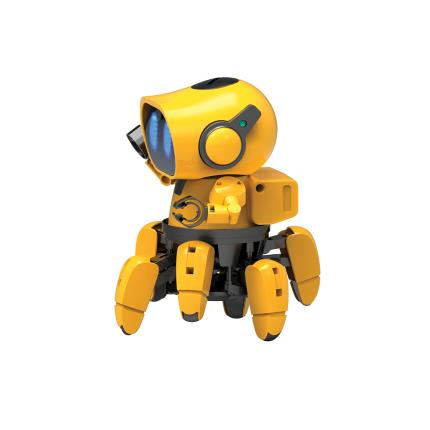 Gadgets & Novelties - The Source Tobbie Interactive Robot STEM Toy - Image 3