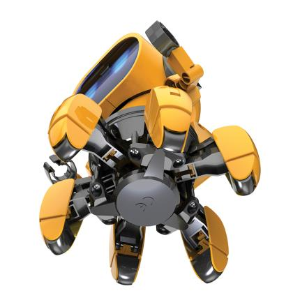 Gadgets & Novelties - The Source Tobbie Interactive Robot STEM Toy - Image 4